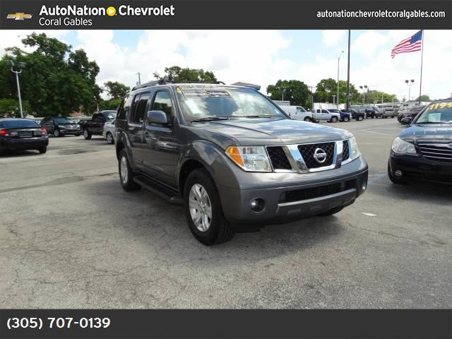 2006 Nissan Pathfinder LE hill descent control abs 4-wheel air conditioning power windows pow