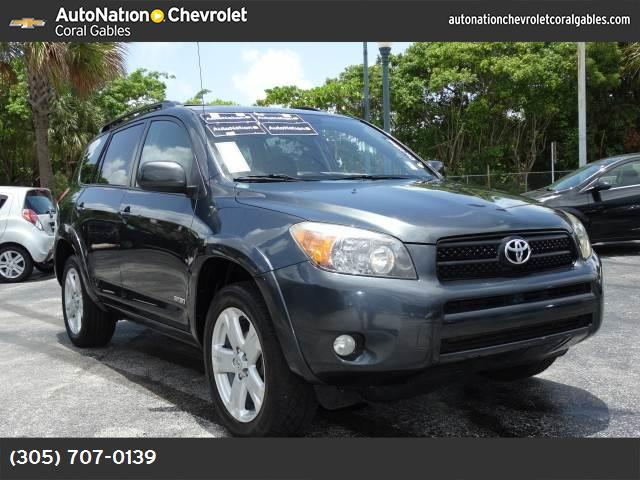 2008 Toyota RAV4 Sport traction control stability control abs 4-wheel air conditioning power