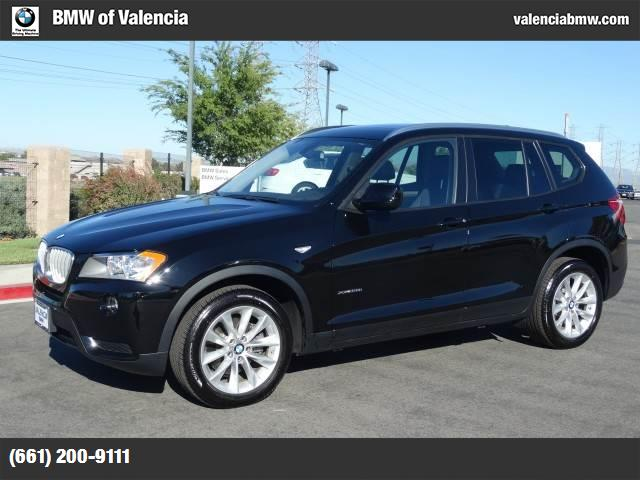2014 BMW X3 xDrive28i hill descent control traction control dynamic stability control abs 4-whe