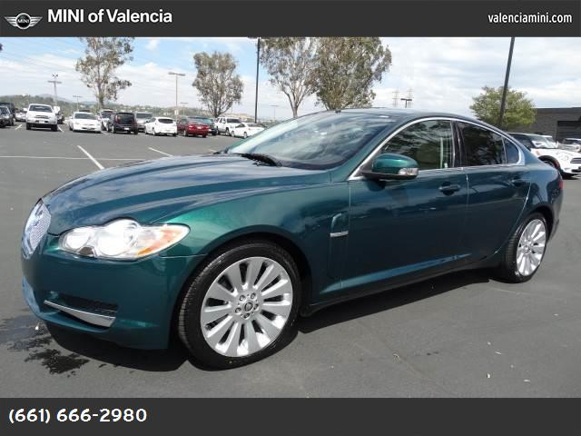2009 Jaguar XF Premium Luxury traction control dynamic control abs 4-wheel keyless entry keyl