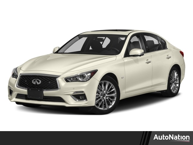 2018 Infiniti Q50 3 0t Luxe Awd Used Cars In Irvine Ca 92618