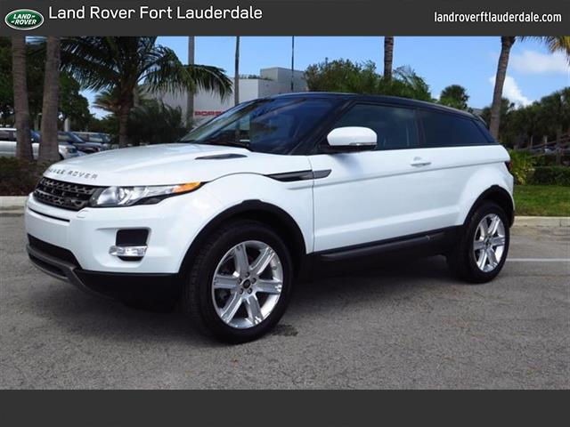 2013 land rover range rover evoque pure plus coupe for sale cargurus. Black Bedroom Furniture Sets. Home Design Ideas