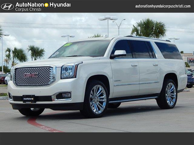 2015 gmc yukon xl denali 4wd for sale cargurus. Black Bedroom Furniture Sets. Home Design Ideas