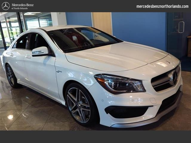 Used mercedes benz cla class for sale orlando fl cargurus for Mercedes benz dealer in orlando florida