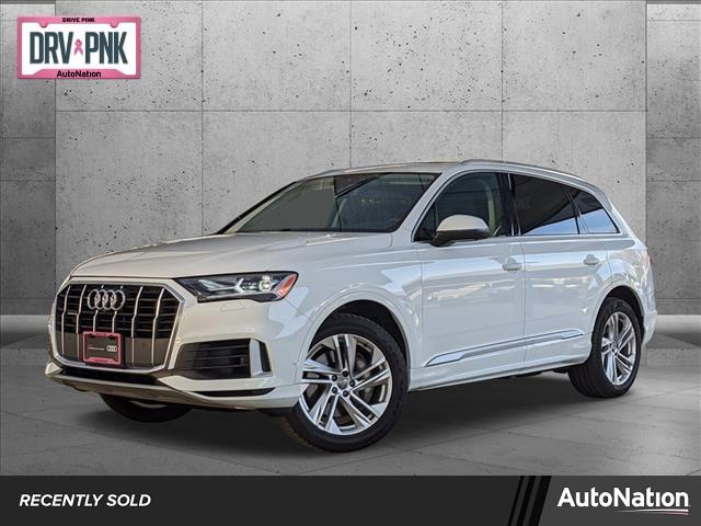 2020 Audi Q7 3.0T quattro Premium Plus AWD