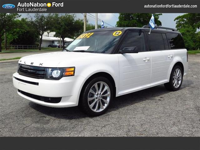 used 2012 ford flex titanium for sale cargurus. Black Bedroom Furniture Sets. Home Design Ideas