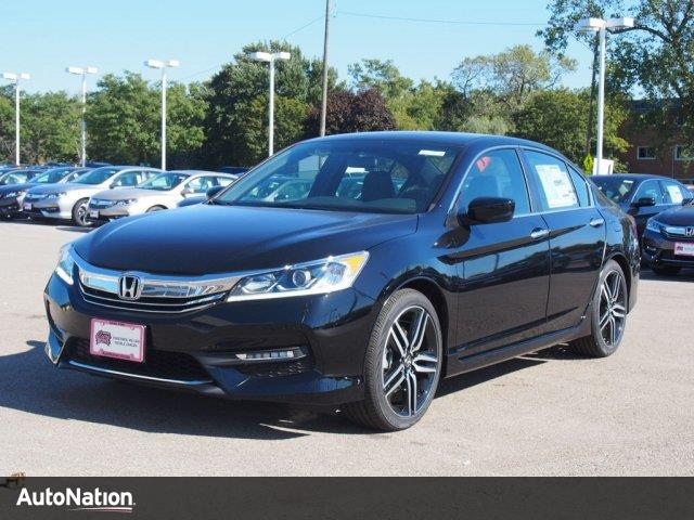 2016 honda accord sport with honda sensing for sale in chicago il cargurus. Black Bedroom Furniture Sets. Home Design Ideas