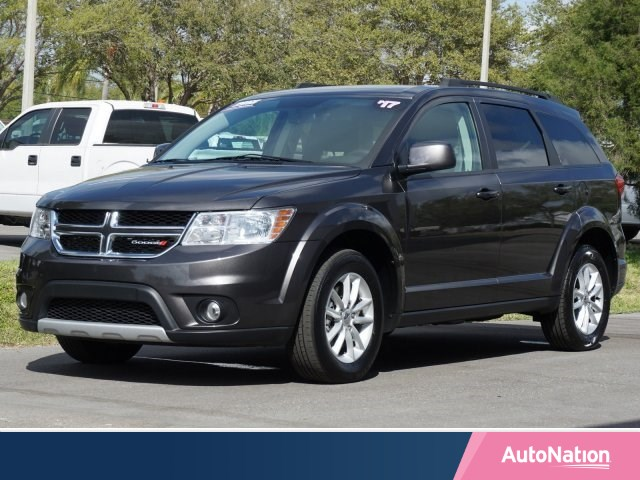 2017 Dodge Journey SXT AWD Used Cars In St. Petersburg, FL 33713