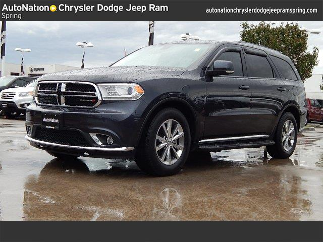 2014 dodge durango limited for sale in houston tx cargurus. Black Bedroom Furniture Sets. Home Design Ideas