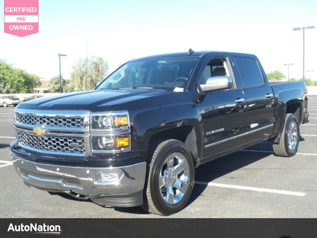 used 2014 chevrolet silverado 1500 ltz for sale phoenix az cargurus. Black Bedroom Furniture Sets. Home Design Ideas