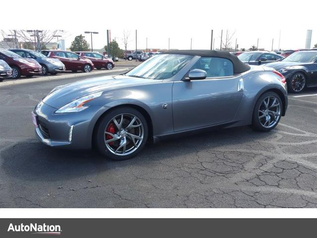 2016 nissan 370z for sale in denver co cargurus. Black Bedroom Furniture Sets. Home Design Ideas