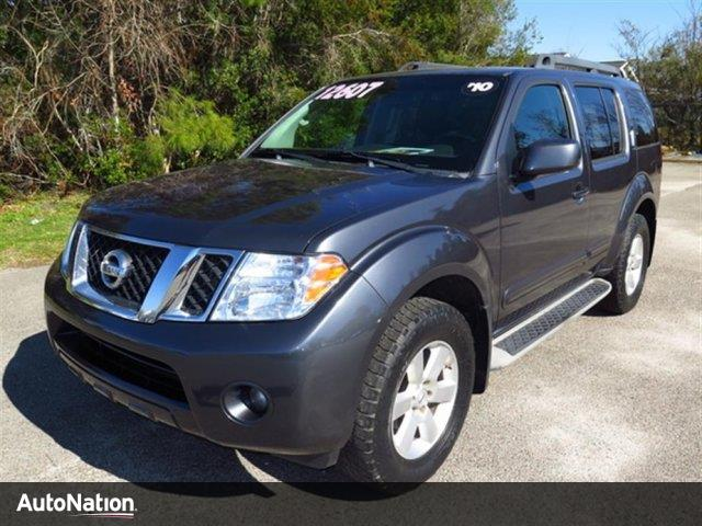 used 2010 nissan pathfinder le for sale cargurus. Black Bedroom Furniture Sets. Home Design Ideas