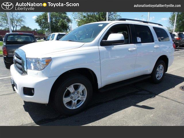 2015 toyota sequoia for sale in madison wi cargurus. Black Bedroom Furniture Sets. Home Design Ideas