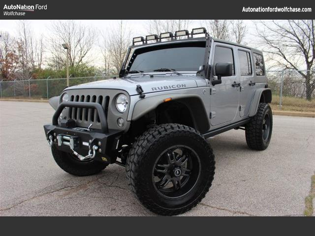 2015 Jeep Wrangler For Sale in Memphis, TN - CarGurus