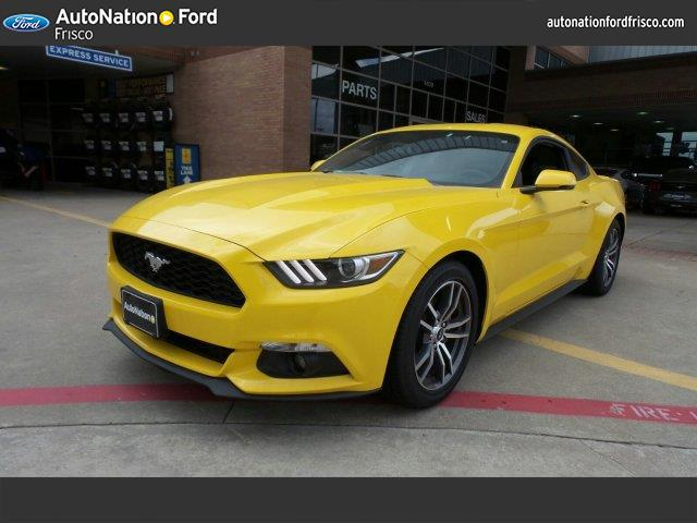 2015 ford mustang ecoboost premium for sale in dallas tx cargurus. Black Bedroom Furniture Sets. Home Design Ideas