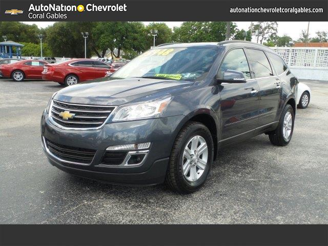 2014 chevrolet traverse 2lt for sale in miami fl cargurus. Black Bedroom Furniture Sets. Home Design Ideas