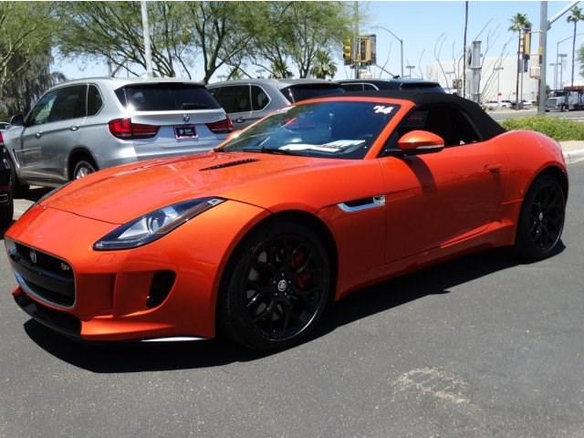 Auto For Sale Tucson Az: Jaguar F-TYPE S V8 Convertible For Sale In Tucson, AZ