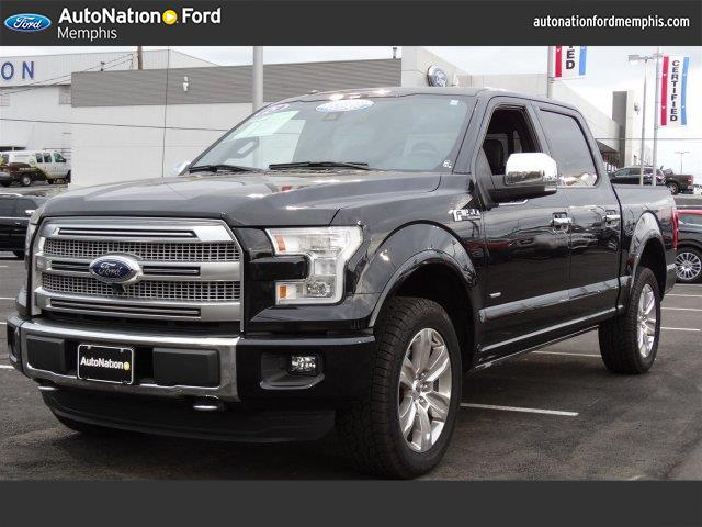Auto Nation Memphis Tn >> Used 2015 Ford F-150 Platinum For Sale Memphis, TN - CarGurus