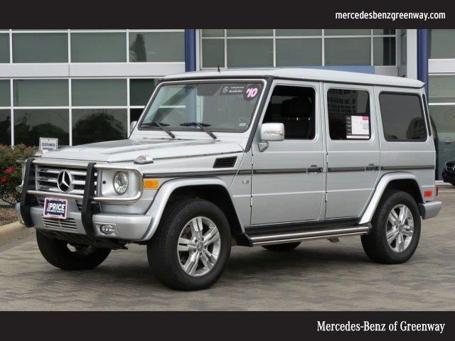 Used mercedes benz g class for sale houston tx cargurus for Mercedes benz g class 2010 for sale