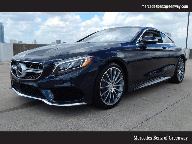 new 2015 2016 mercedes benz s class coupe for sale houston tx cargurus. Black Bedroom Furniture Sets. Home Design Ideas
