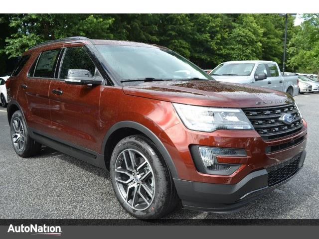 2016 ford explorer sport 4wd for sale in atlanta ga cargurus. Black Bedroom Furniture Sets. Home Design Ideas
