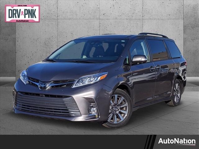 2020 Toyota Sienna Limited Premium 7-Passenger FWD