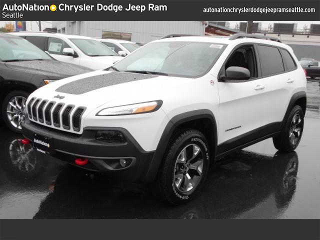 2015 jeep cherokee trailhawk 4wd for sale usa cargurus. Black Bedroom Furniture Sets. Home Design Ideas