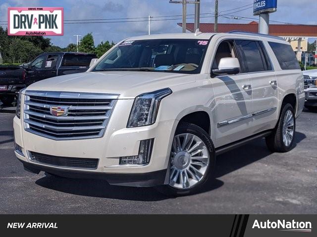 2015 Cadillac Escalade ESV Platinum RWD