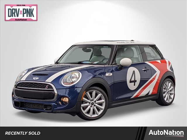 2014 MINI Cooper S Hatchback FWD