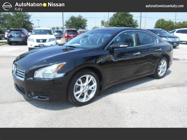 2012 nissan maxima sv for sale in houston tx cargurus. Black Bedroom Furniture Sets. Home Design Ideas