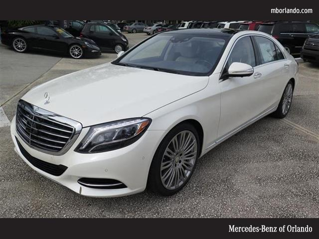 2014 mercedes benz s class for sale in orlando fl cargurus. Black Bedroom Furniture Sets. Home Design Ideas