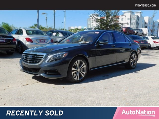 Used mercedes benz s class for sale orlando fl page 2 for Mercedes benz maitland fl