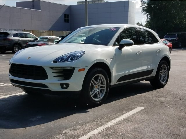 2017 Porsche Macan AWD Used Cars In Maitland, FL 32751