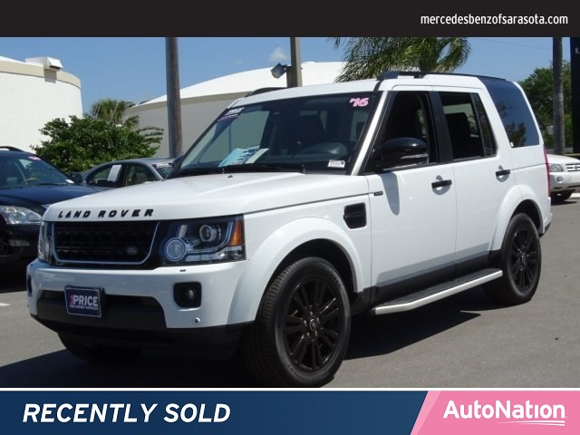 2016 Land Rover LR4 HSE Used Cars In Sarasota, FL 34233