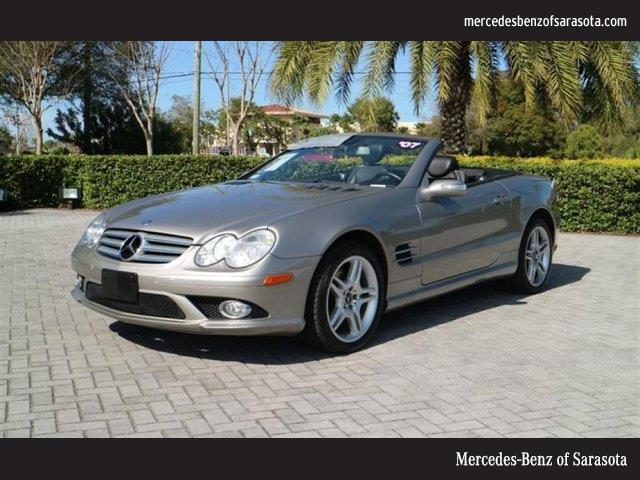 Used mercedes benz sl class for sale sarasota fl cargurus for Mercedes benz sarasota florida