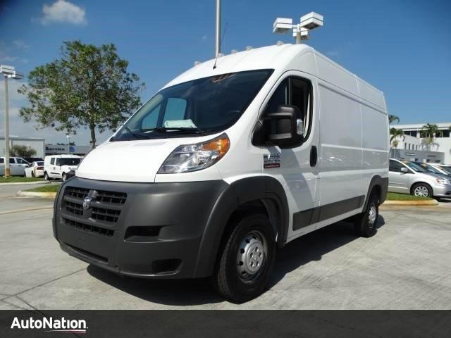 2015 ram promaster 2500 136 cargo van for sale in miami fl cargurus. Black Bedroom Furniture Sets. Home Design Ideas