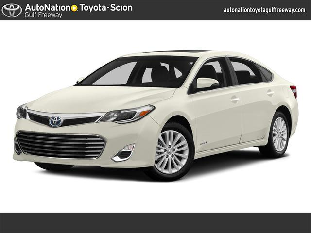 2015 toyota avalon hybrid xle touring for sale in houston tx cargurus. Black Bedroom Furniture Sets. Home Design Ideas
