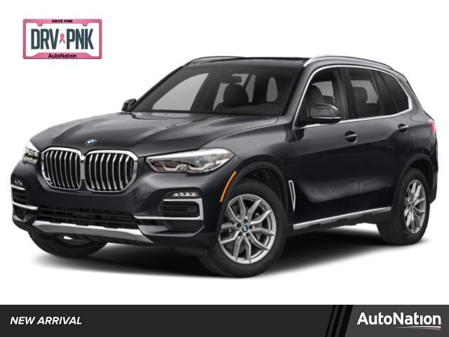 2020 BMW X5 xDrive50i AWD